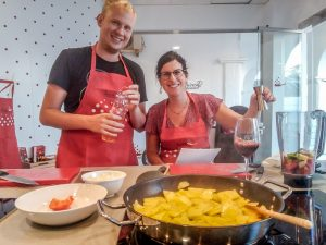 Spanish Cooking Lessons